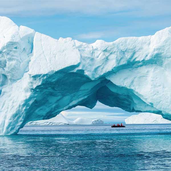 Reisetraum Antarktis